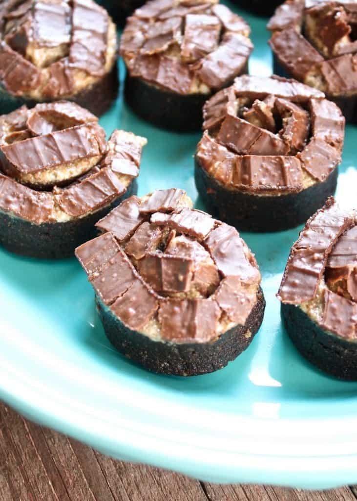 Vegan Brownie Swils [Fit Mitten Kitchen]