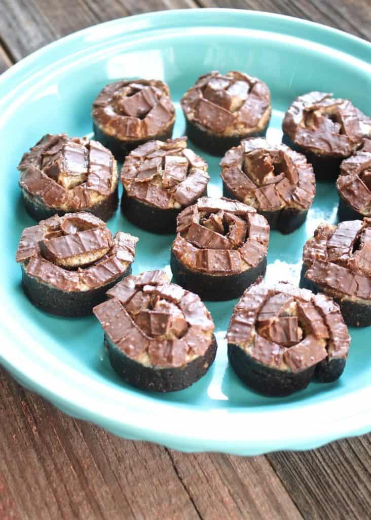 Vegan Brownie Swirls [Fit Mitten Kitchen]