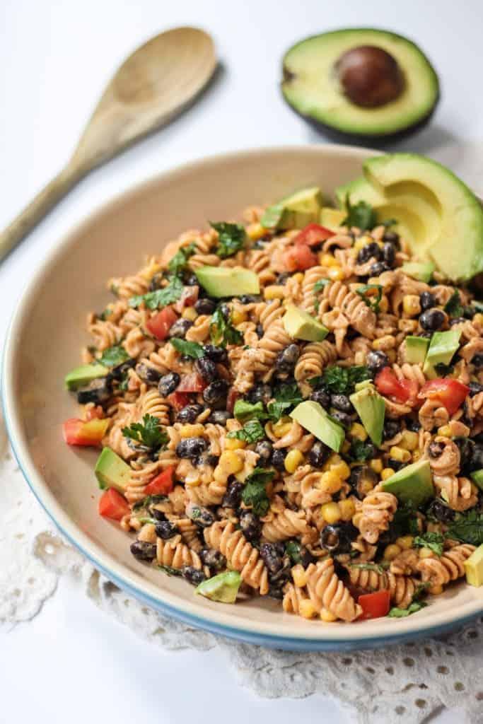ak_southwest salad
