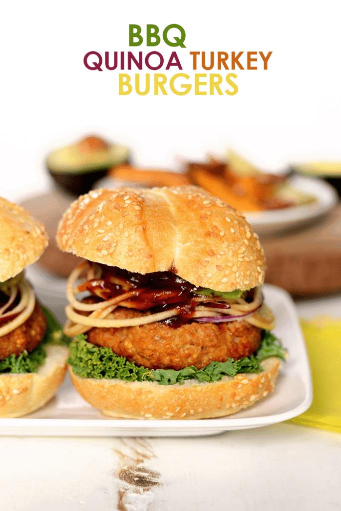 bbq-quinoa-turkey-burgers