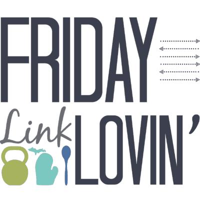 Friday Link Lovin' [#2]