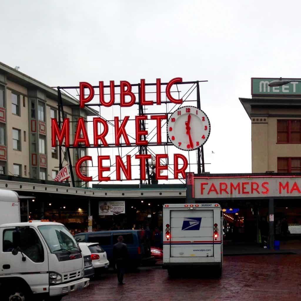 Pike's Place Market [Fit Mitten Kitchen]