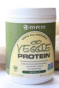 Vegan Chocolate Chai Protein Bars with MRM Veggie Protein