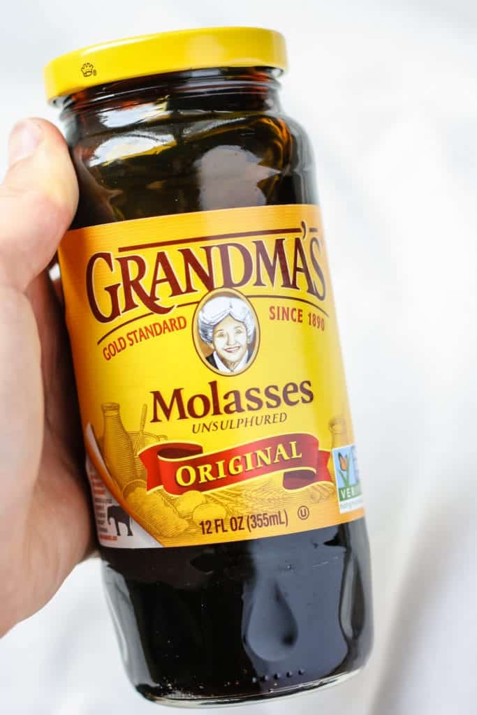 Grandma's Molasses for Gingerbread Granola