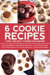 6 Cookie Recipes, 1 Epic Holiday Cookie Exchange