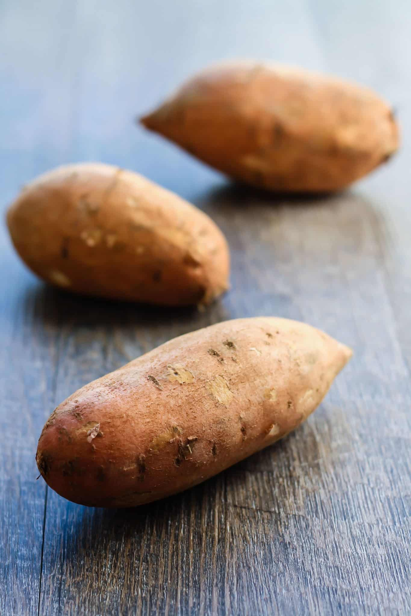Why I'm Doing a Whole30 (sweet potatoes will be my best friend...)