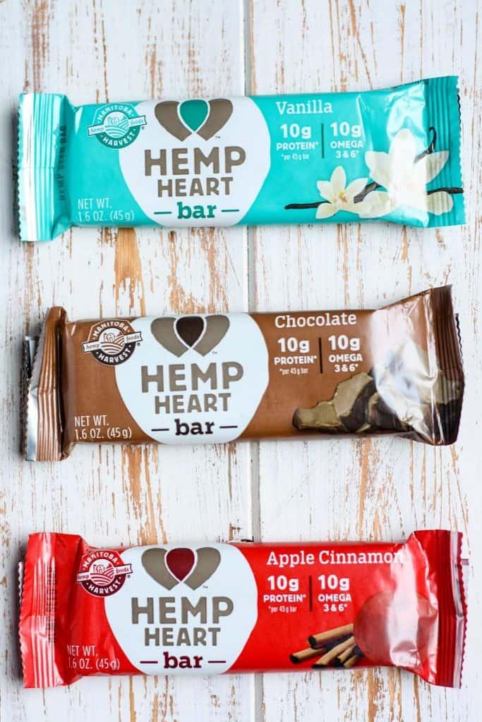 Manitoba Harvest Hemp Heart Bars Review
