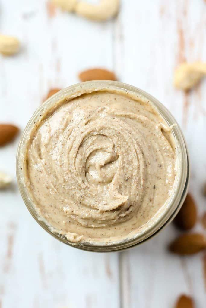 Chai Almond Cashew Butter-8