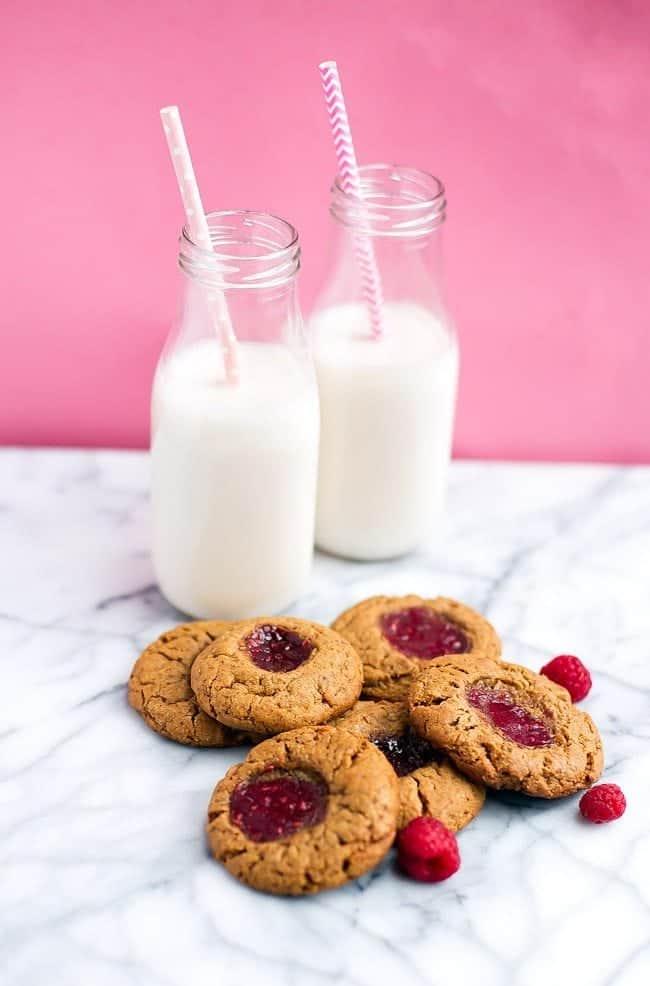 PB and J cookies The Balanced Berry