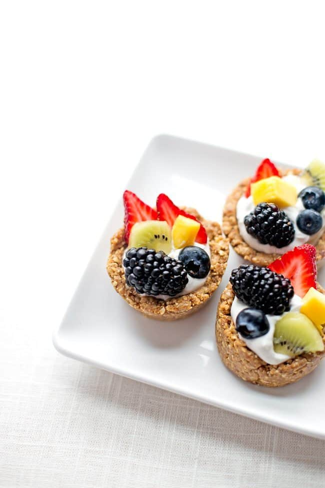 Fruit Tarts - The Balanced Berry