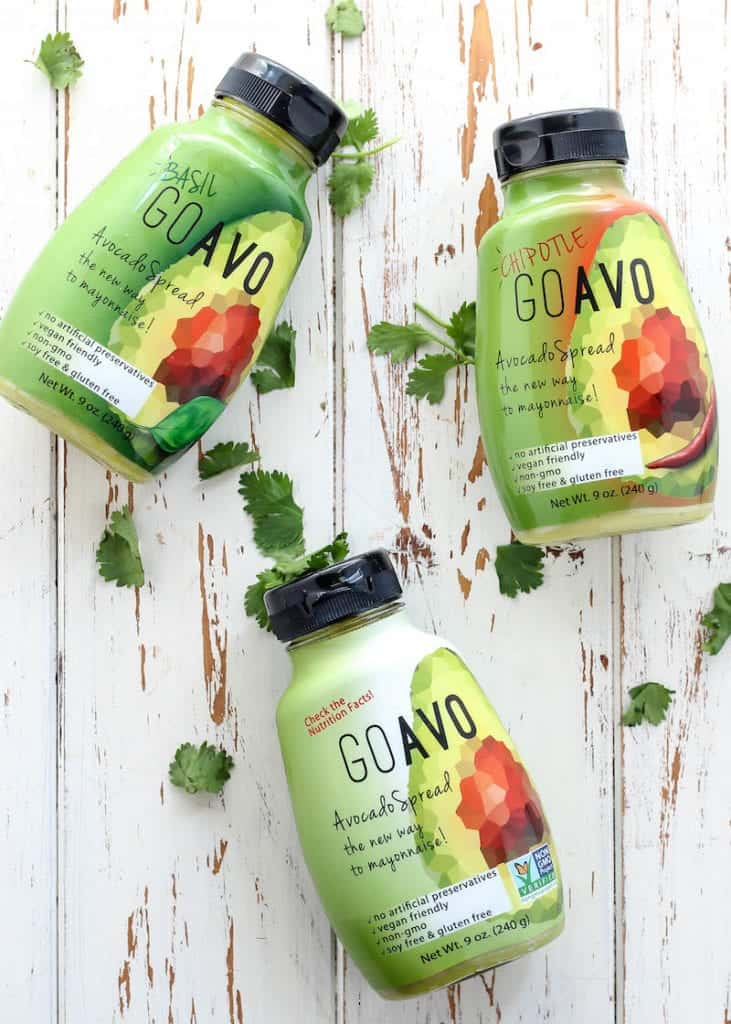 GoAvo Spread comes in three flavors!
