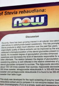 Better Stevia from NOW Foods