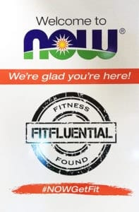 NOW FitFluential Influencer Immersion 2016