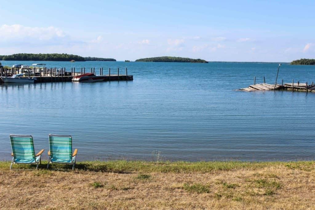 Drummon Island, Upper Peninsula of Michigan