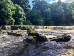 Aysgarth Falls, Yorkshire Dales