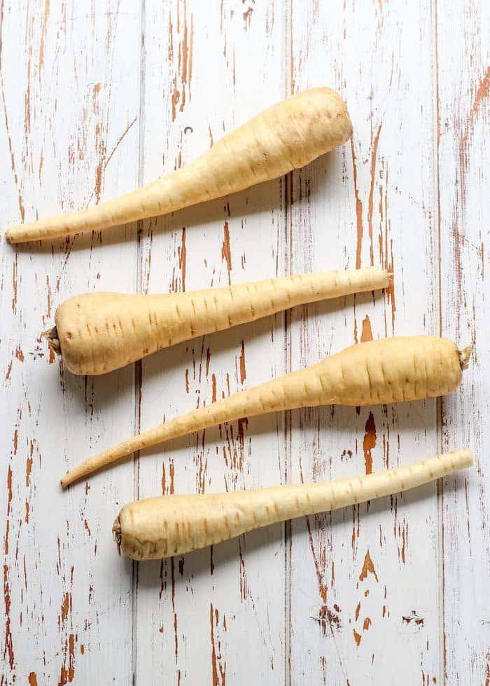 Parsnips make for great veggie fries!