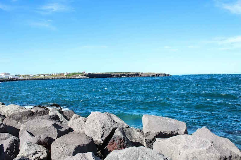 Icelande Coastline