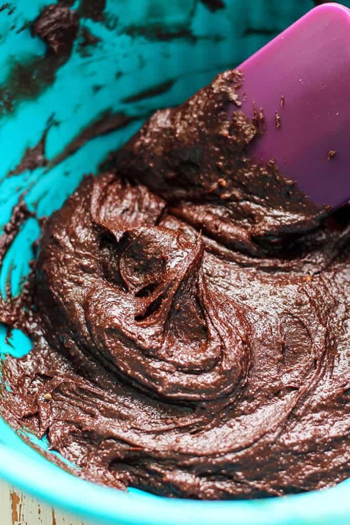 Paleo freezer fudge! Fudgey chocolatey goodness. Plus we're sneaking in some collagen peptides for added health benefits!
