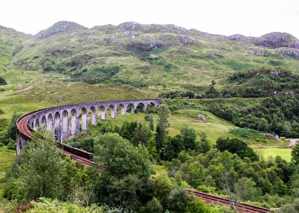 Harry Potter Glenfinnan Bridge