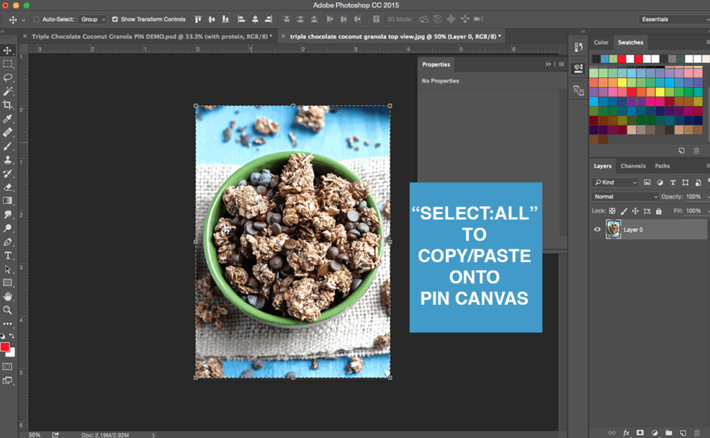 How to Create the Perfect Pin for Food Bloggers... step-by-step helpful guide with tips and tricks!