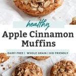 apple cinnamon muffins long pinterest