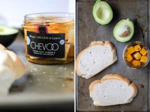 CHVEOO + Avocado + Toast = the best breakfast.
