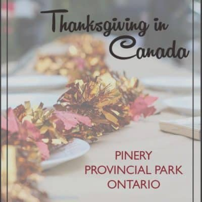 Life Lately: Thanksgiving in Canada