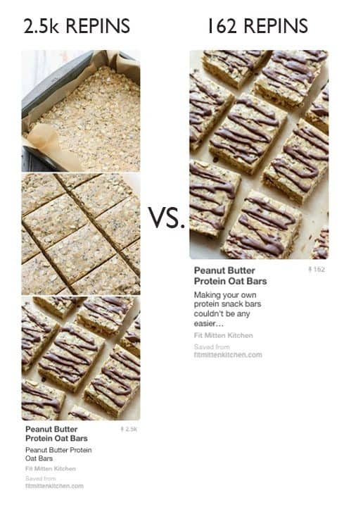 Tips for creating perfect pinterest image food bloggers repins fit mitten kitchen