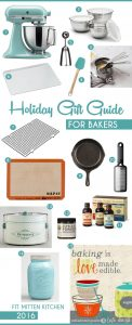 The Ultimate Holiday Gift Guide: For Bakers!