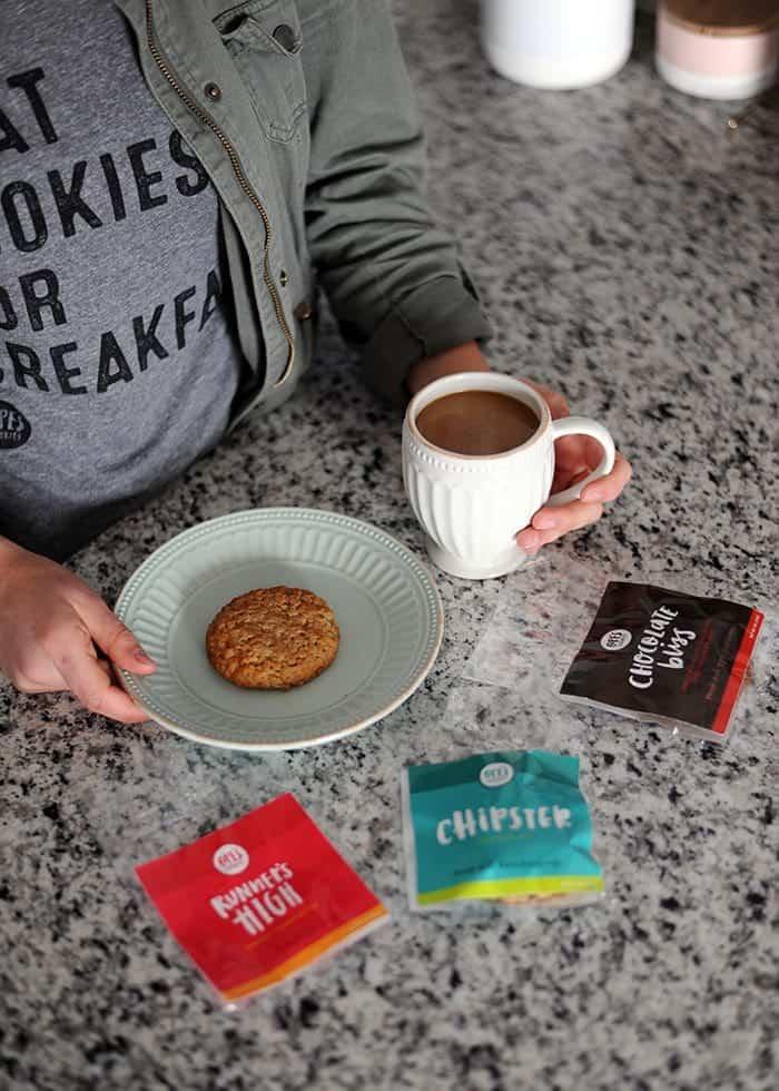 Cookies that fuel positive change