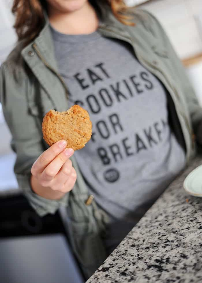 I Eat Cookies for Breakfast