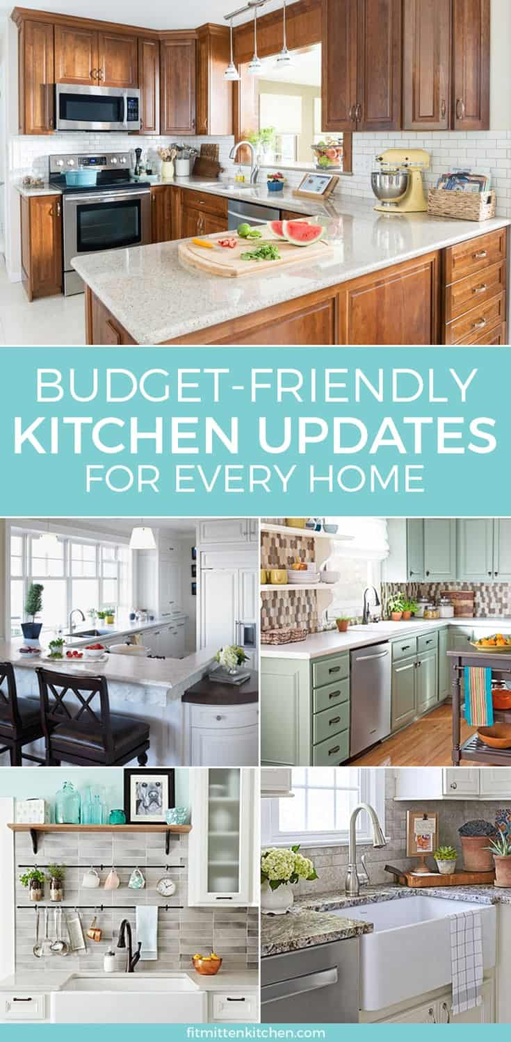 budget friendly kitchen updates for every home fit