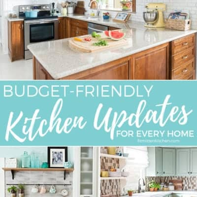 Budget-Friendly Kitchen Updates for Every Home