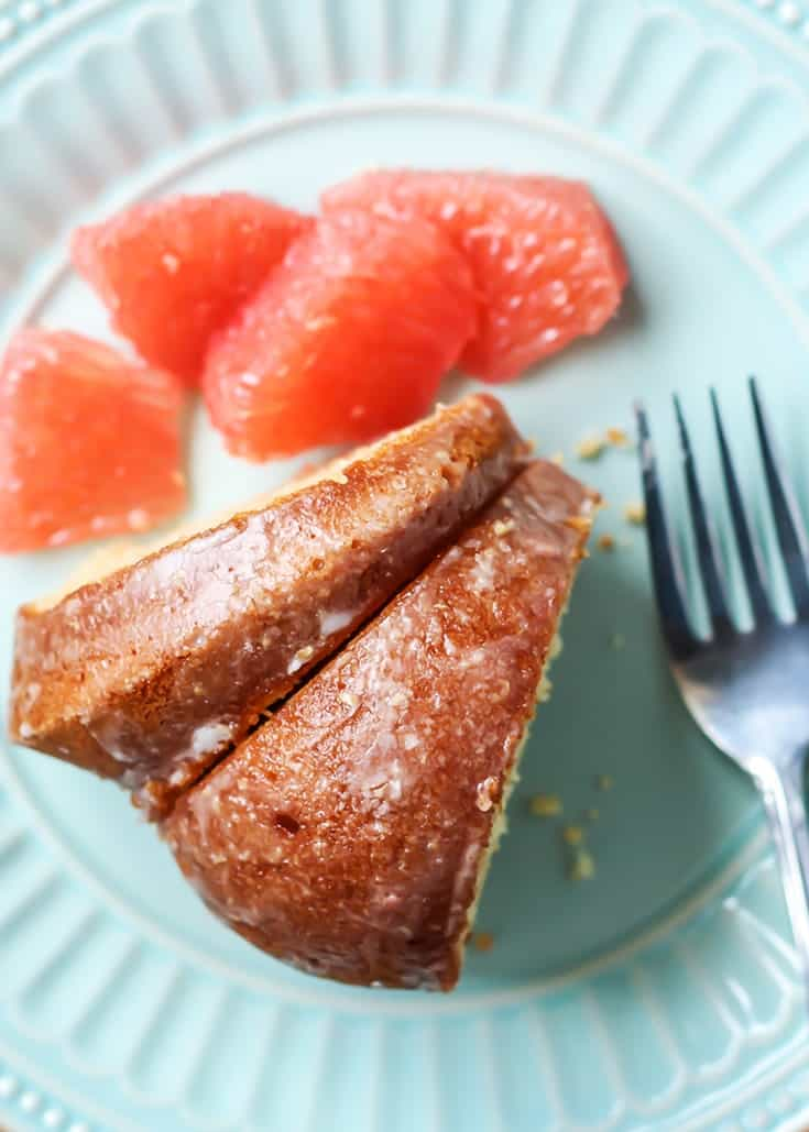 Grapefruit Yogurt Cake Ina Garten