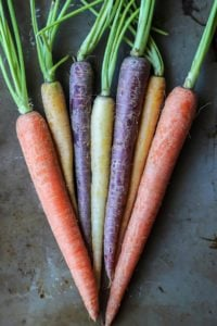 Rainbow Carrots are the BEST
