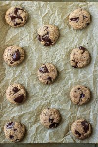 Chewy Paleo Vegan Cookies that melt in your mouth!