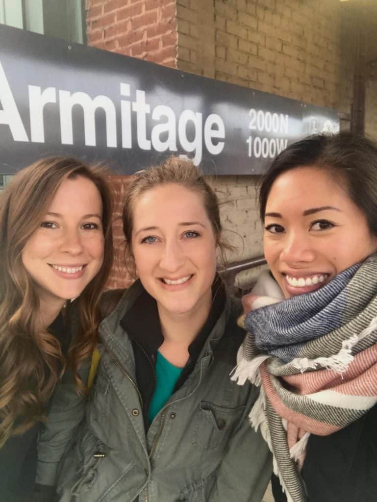 Life Lately: Chicago Girls Weekend!