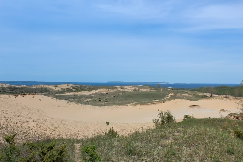 Cottonwood Trail in Sleeping Bear Dunes