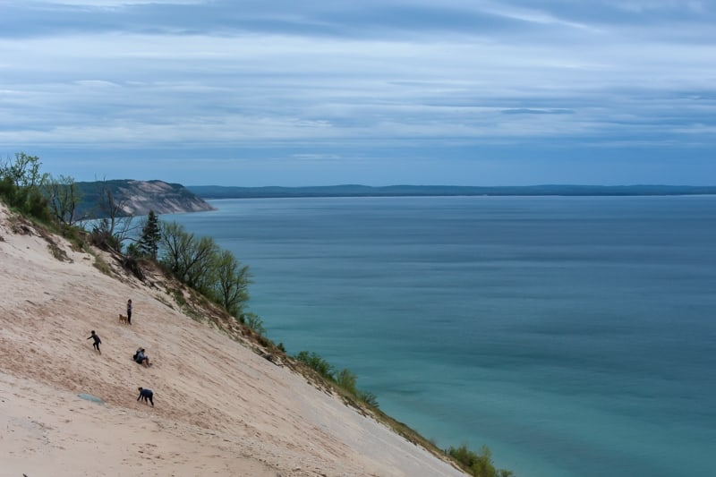 Sleeping Bear Dunes - Up North Michigan
