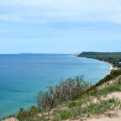 Life Lately: Sleeping Bear Dunes & Traverse City Weekend Trip