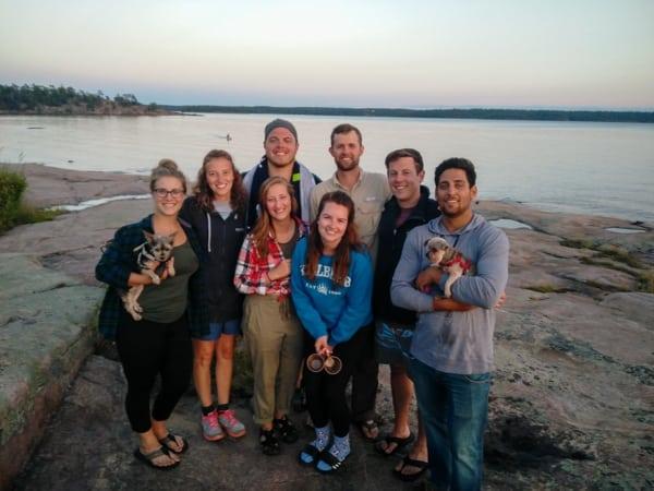 Life Lately- Camping Georgian Bay Ontario