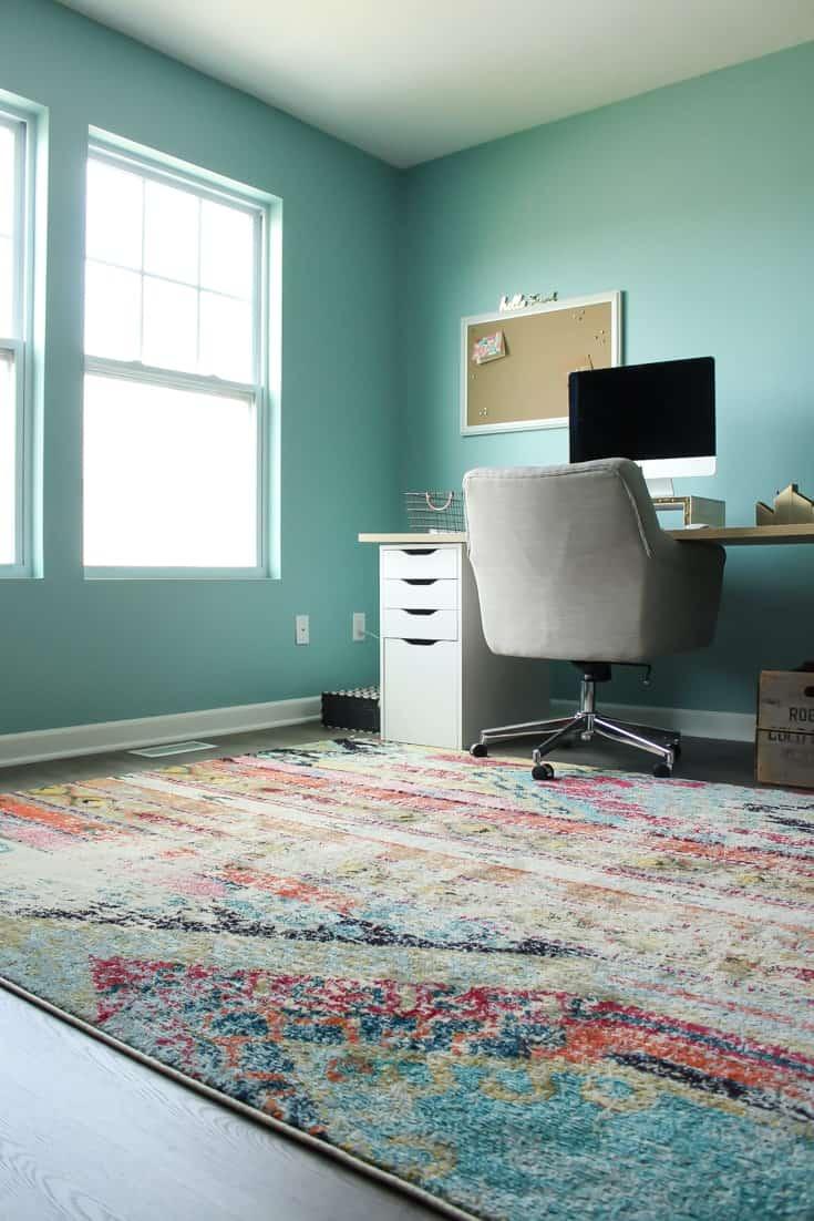 New flooring from Gilbert's Hardware. #ad #ibuynearbymi