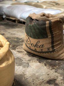 doka coffee estate - amatierra yoga retreat