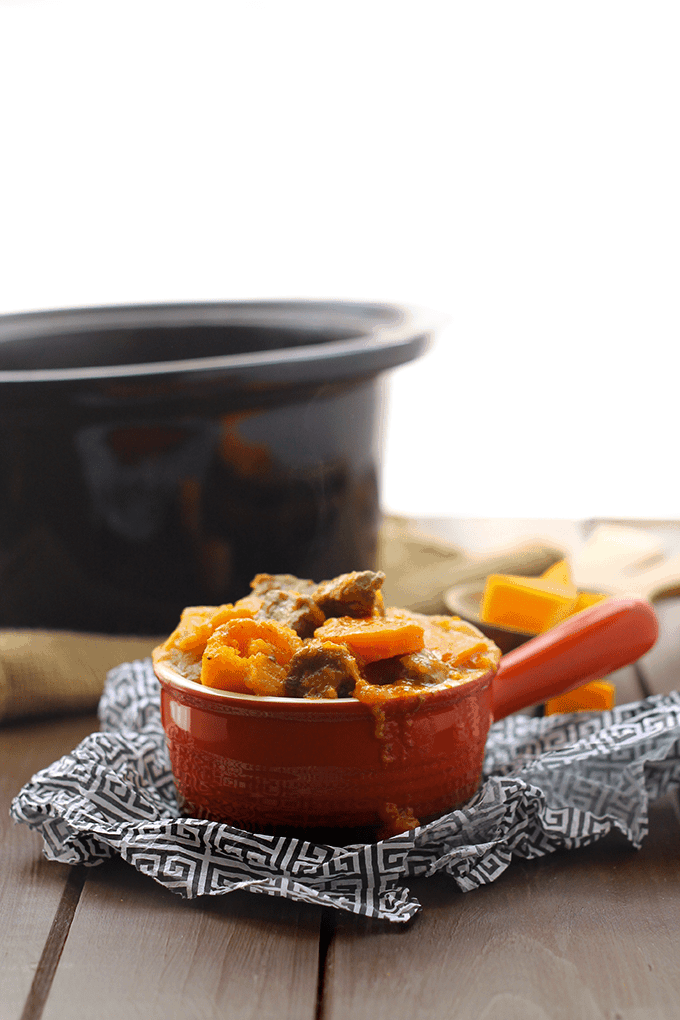 Healthy Slow Cooker Beef & Winter Vegetable Stew - 18 Healthy Slow Cooker Recipes