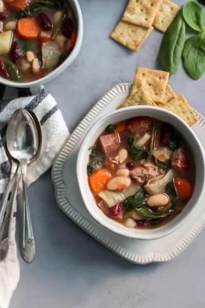 Pal's Family Portuguese Soup
