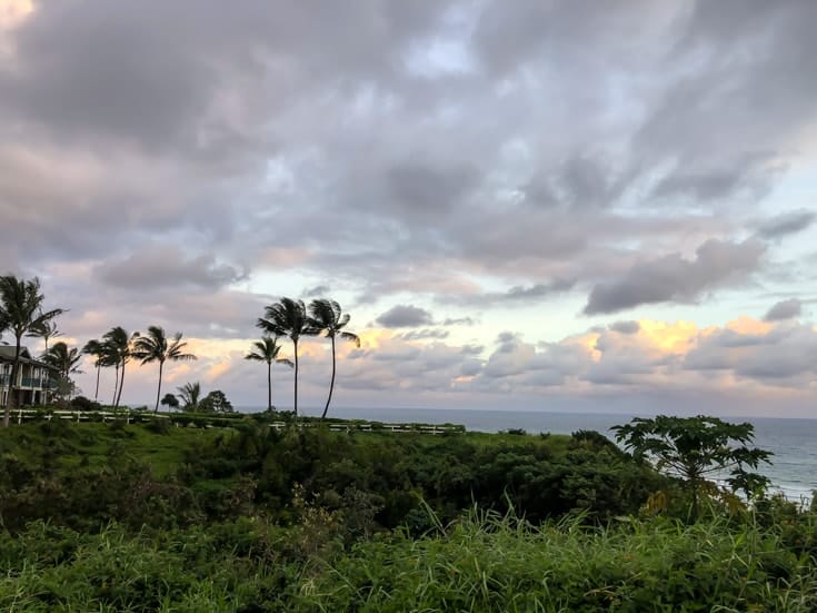 Princeville Kauai. Westin Resort