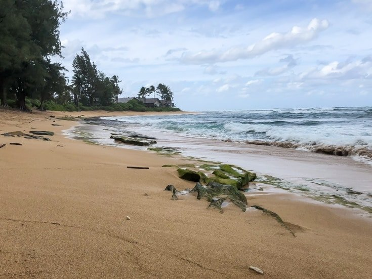 beaches on Kauai