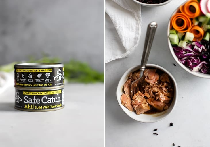 canned ahi tuna from safe catch