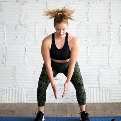 30-Minute Dumbbell Tabata Workout