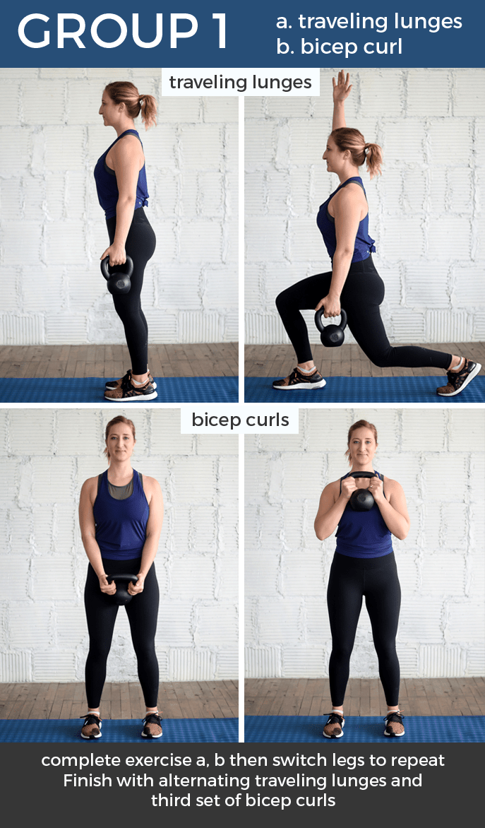 pinterest for kettlebell workout